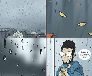 rain and day image