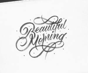 beautiful, calligraphy, and lettering image