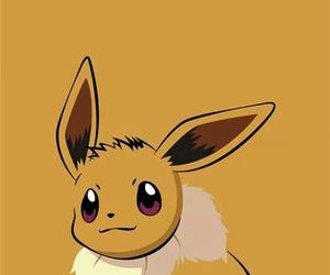 pokemon, wallpaper, and eevee image