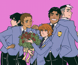 Voltron, ouran, and pidge image