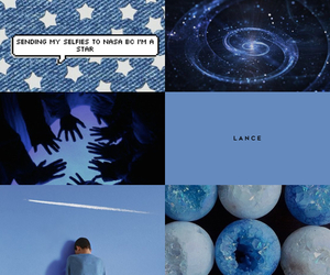 aesthetic, lance, and Voltron image