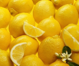 yellow, lemon, and aesthetic image