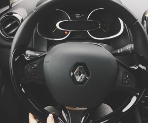car, clio, and renault image