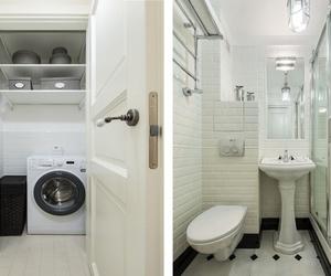 bath, bathroom, and modern image