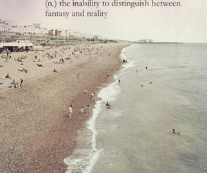 beach, between, and definition image