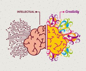 art, brain, and change image