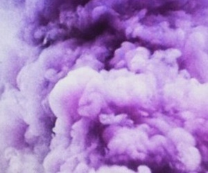 clouds, header, and purple image