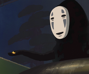 spirited away, anime, and cartoon image