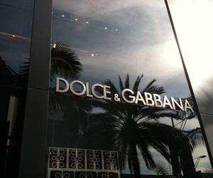 luxury, shop, and dolce&gabbana image