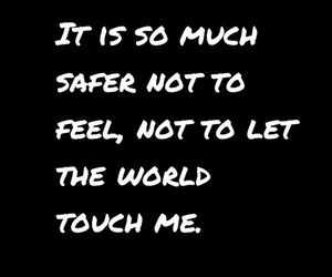 quote, safe, and world image