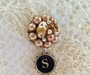 etsy, letter s, and antique typewriter image