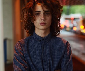 boy, hair, and matthew clavane image