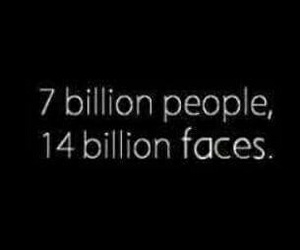 people and faces image