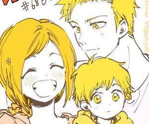 bleach, Ichigo, and manga image