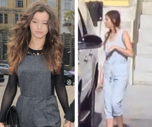 fashion, hair, and eleanor calder image
