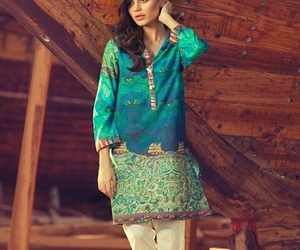summer collection, gulahmed, and pakistan fashion image