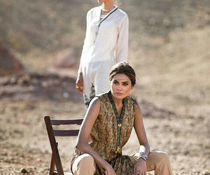 pakistan fashion, gulahmed, and summer wearing image