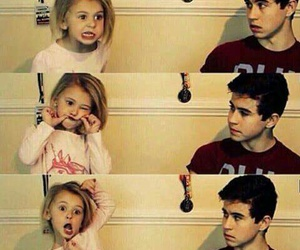 brother, cuties, and nash grier image