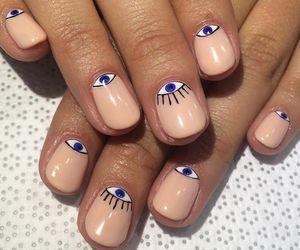 nails and eyes image