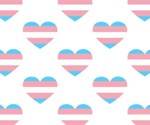 color, hearts, and pattern image