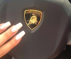 car, perfect nails, and photography inspiration image
