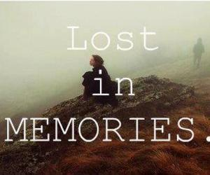 memories, lost, and girl image