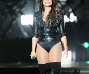 beauty, demi lovato, and proud image