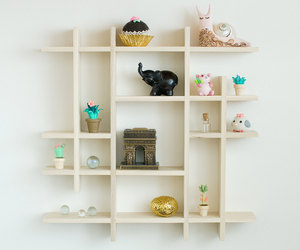 etsy, small wall shelf, and small shelf image