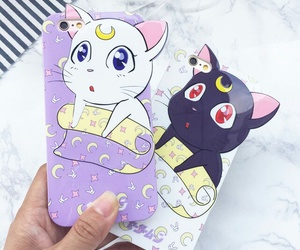 sailor moon, anime, and case image