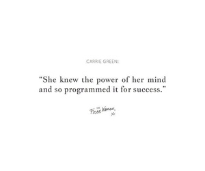 mind, freewoman, and of image