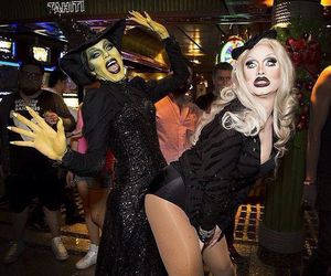 The wizard of OZ, jinkx monsoon, and wicked image
