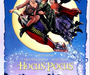 hocus pocus and Halloween image