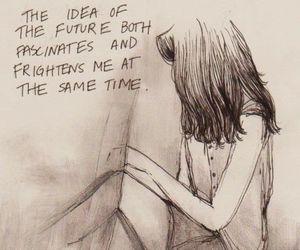 arts, future, and depressed image