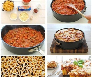 food, diy, and pasta image