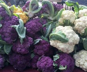 eat, farmers market, and vegetables image