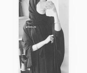girls, ملابس, and محجبات image