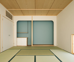 house, interior, and space image