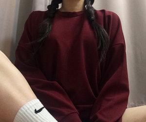 asian, casual, and kfashion image