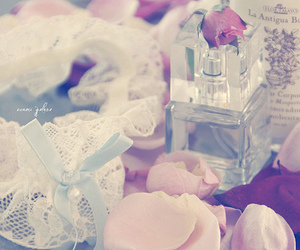 pastel and perfume image