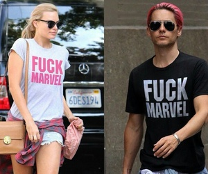 couple, fashion, and harley quinn image