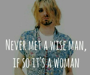 cobain, grunge, and kurt image