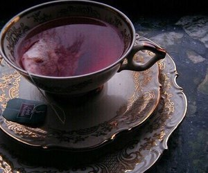 red, set, and tea image