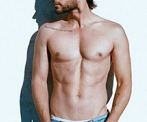 jared leto, sexy, and body image