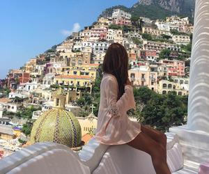 girl, luxury, and travel image