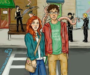 the mortal instruments, clary fray, and shadowhunters image