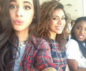 fifth harmony, camila cabello, and dinah jane image