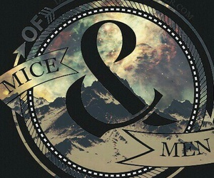 band, of mice and men, and of mice & men image