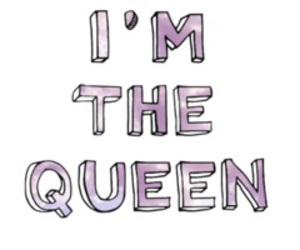 Queen, overlay, and transparent image
