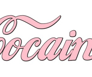 cocaine, drugs, and pink image