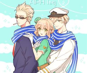 anime, hetalia, and aph image